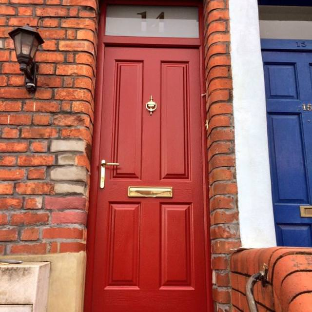 Installed By DH frames & Composite Doors | Door Manufacturers | Rocal Lincoln